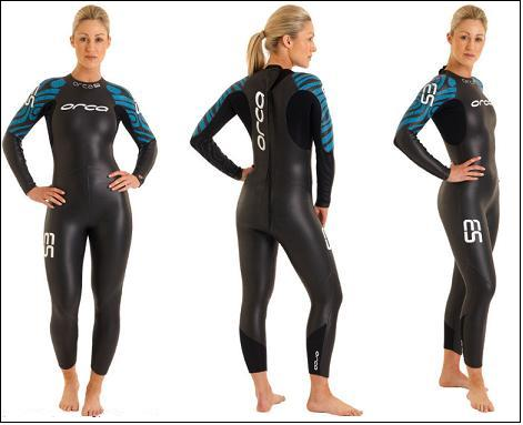 Orca Ladies S3 Full Sleeve Wetsuit