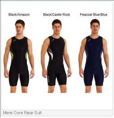 Orca Mens Core Race Suit