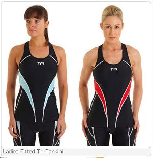 TYR Ladies Fitted Tri Tankini