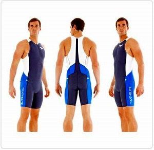 Speedo LZR Racer Tri Comp Suit