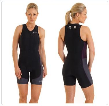 Zone 3 Ladies Aquaflo Tri Suit